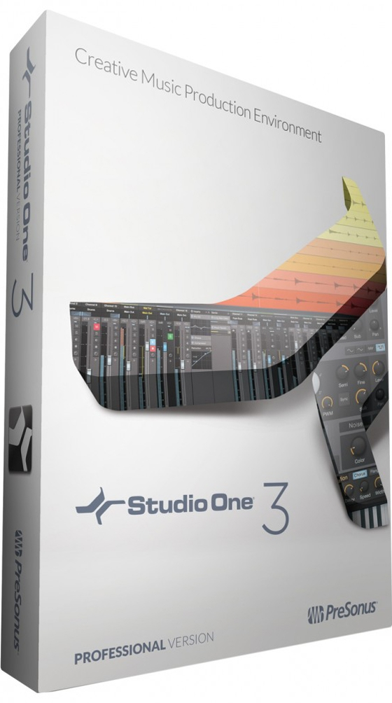 PreSonus Studio One 3 Professional v3.0.2.34331 Incl.Patch.and.Keygen WiN/MAC-R2R